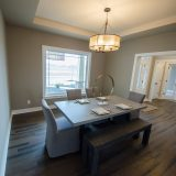 Custom interior of the Triple Crown. A new, market ready home by Design Homes.