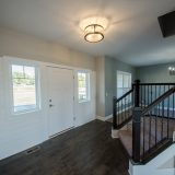 Custom interior of The Lexington. A custom market ready home by Design Homes and Development.