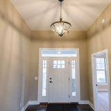 Entry in the Jocelyn II a custom home built by Design Homes