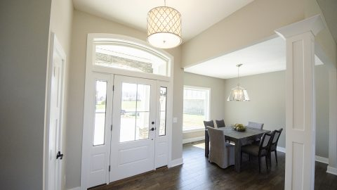 The Austin in Saddle Creek by Design Homes