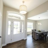 The Austin, a custom home in Saddle Creek by Design Homes.