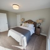 Custom interior of The Lexington by Design Homes and Development.