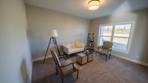 Custom Study in Savannah Farms by Design Homes