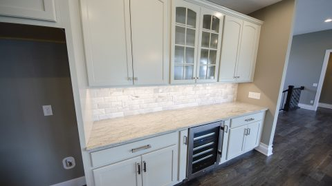 Custom Kitchen in Soraya Farms by Design Homes