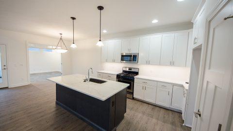 Custom Kitchen in Soraya Farms by Design Homes