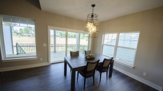 Dining Room of the Jocelyn in Soraya Farms by Design Homes