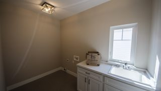 Laundry Room of the Jocelyn in Soraya Farms by Design Homes