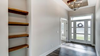 Entry of the Brooklyn in Soraya Farms by Design Homes