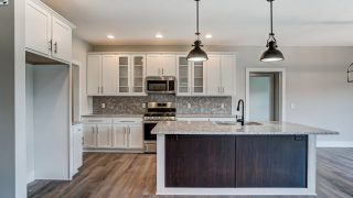 Kitchen of the Brooklyn in Soraya Farms by Design Homes