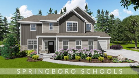 cypress ridge the amber lot 168 - New Design Homes