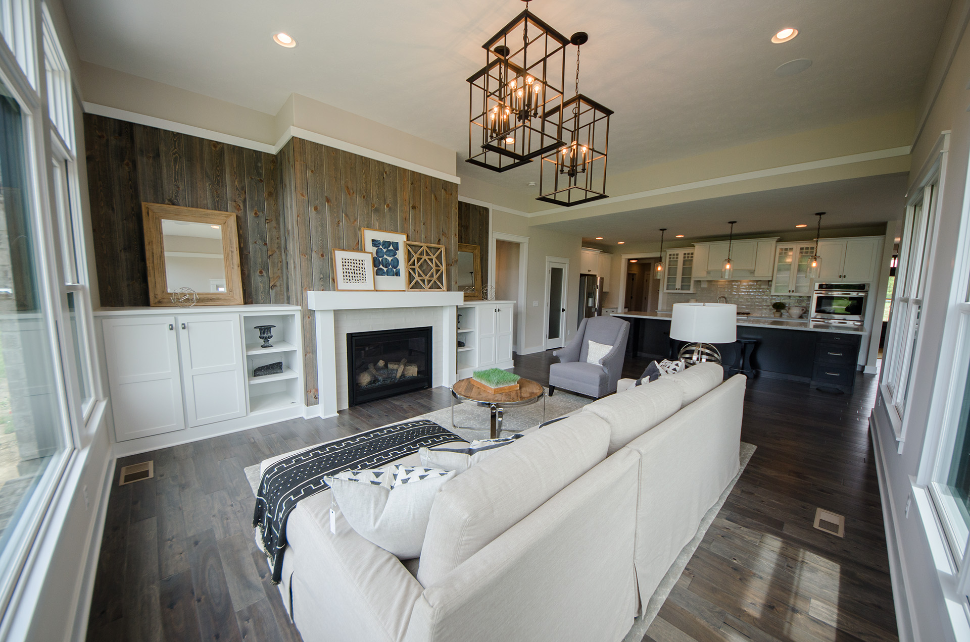 Trails of Saddle Creek The Arianna Lot 127 Design Homes