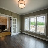 Custom Study in the Arianna plan by Design Homes