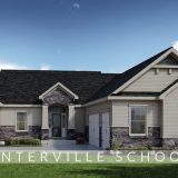 The Austin, a market ready home by Design Homes an Development in Saddle Creek.