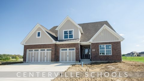 The Charleston. A custom new build by Design Homes and Development.
