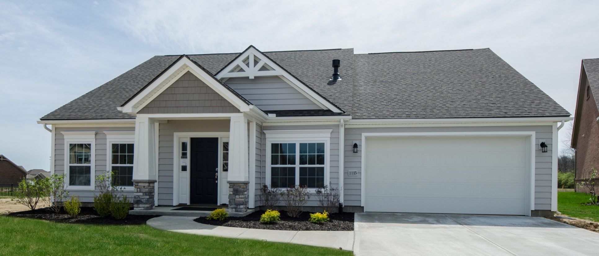The Charlotte. A foundation series home by Design Homes & Development.