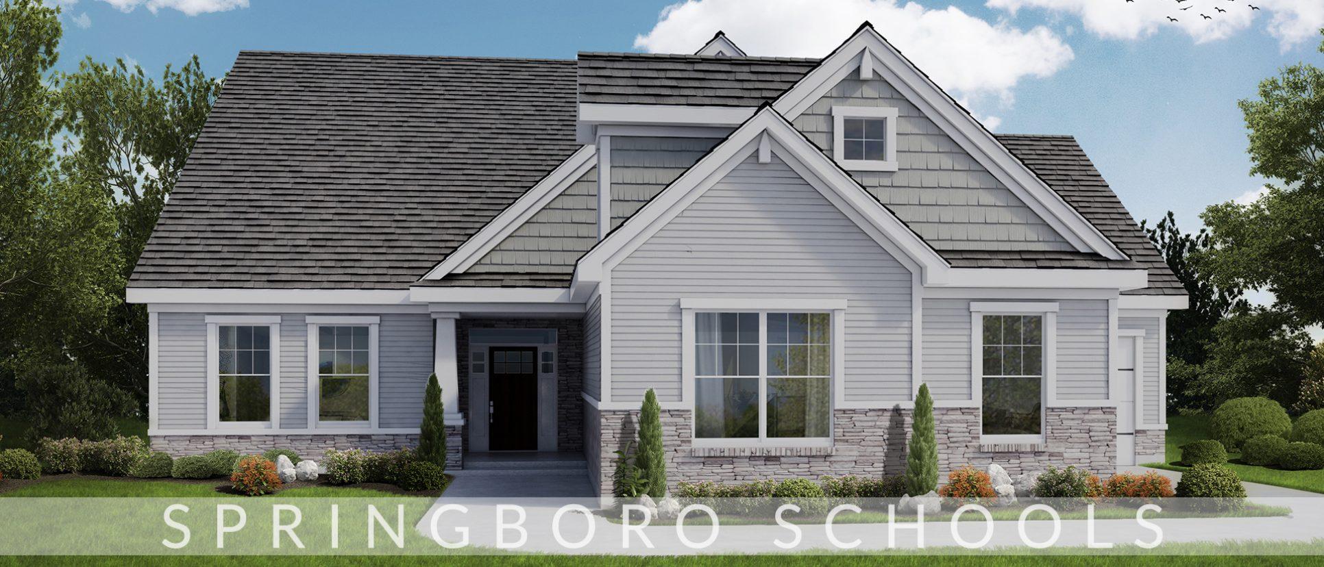 Custom rendering of Lot 52 Cypress Ridge, in Cypress Ridge by Design Homes