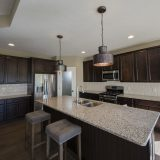 The Jocelyn. A custom, move-in ready home by Design Homes and Development.