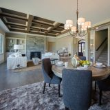 The Madelynn. A custom, two-story home in Country Brook. Built by Design Homes & Development.
