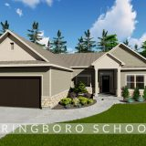 The Oakwood, a market ready home by Design Homes an Development in Soraya Farms.