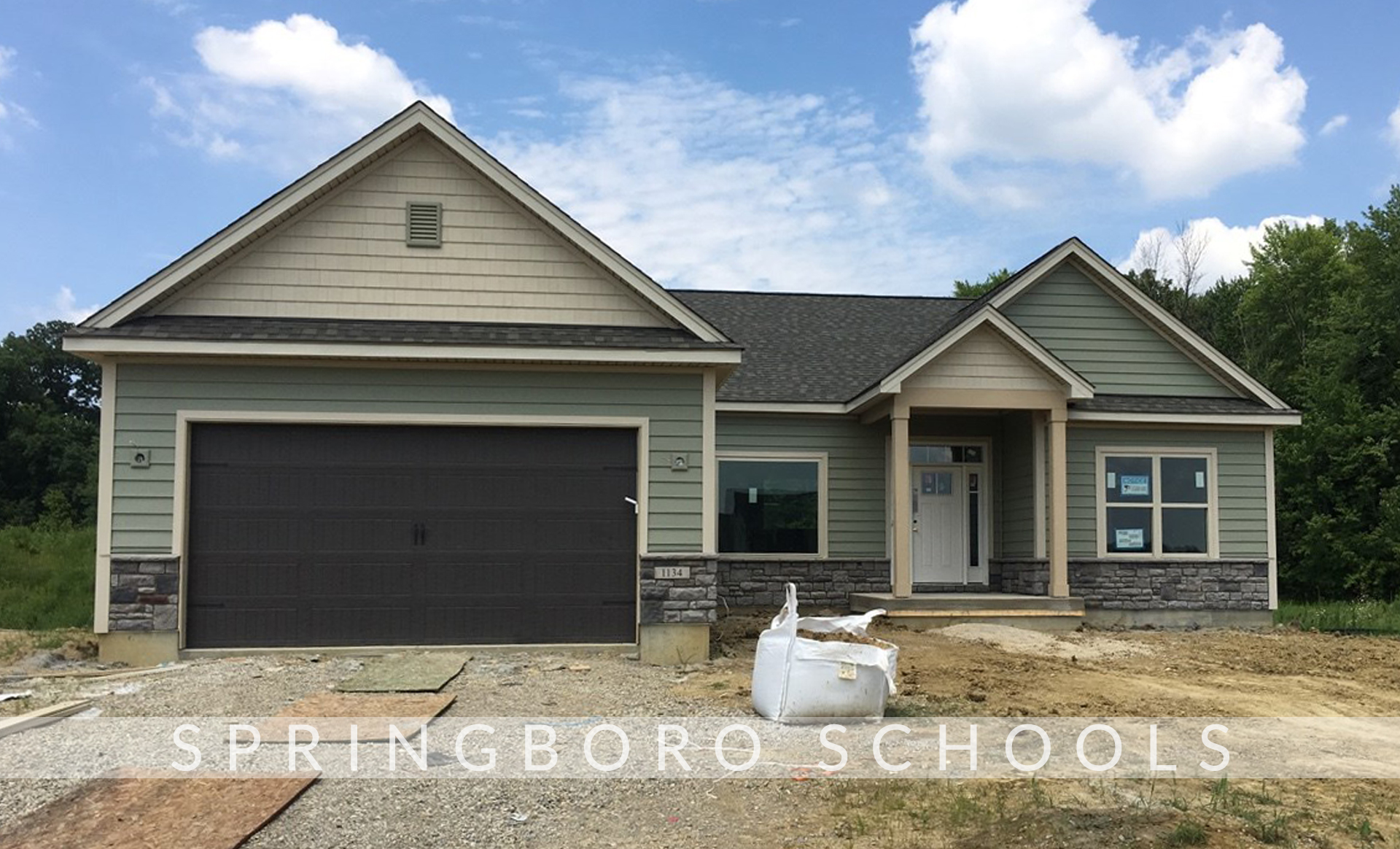 new construction - design homes