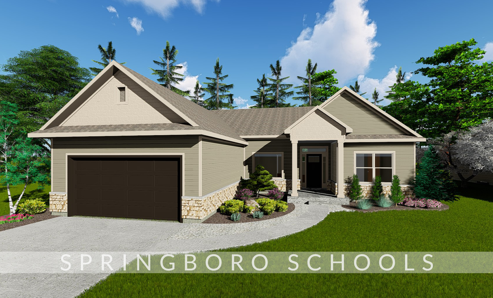 Soraya farms the oakwood lot 101 design homes The oakwood