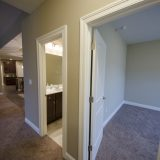 The Sheffield's great room. A custom condo by Design Homes & Development.