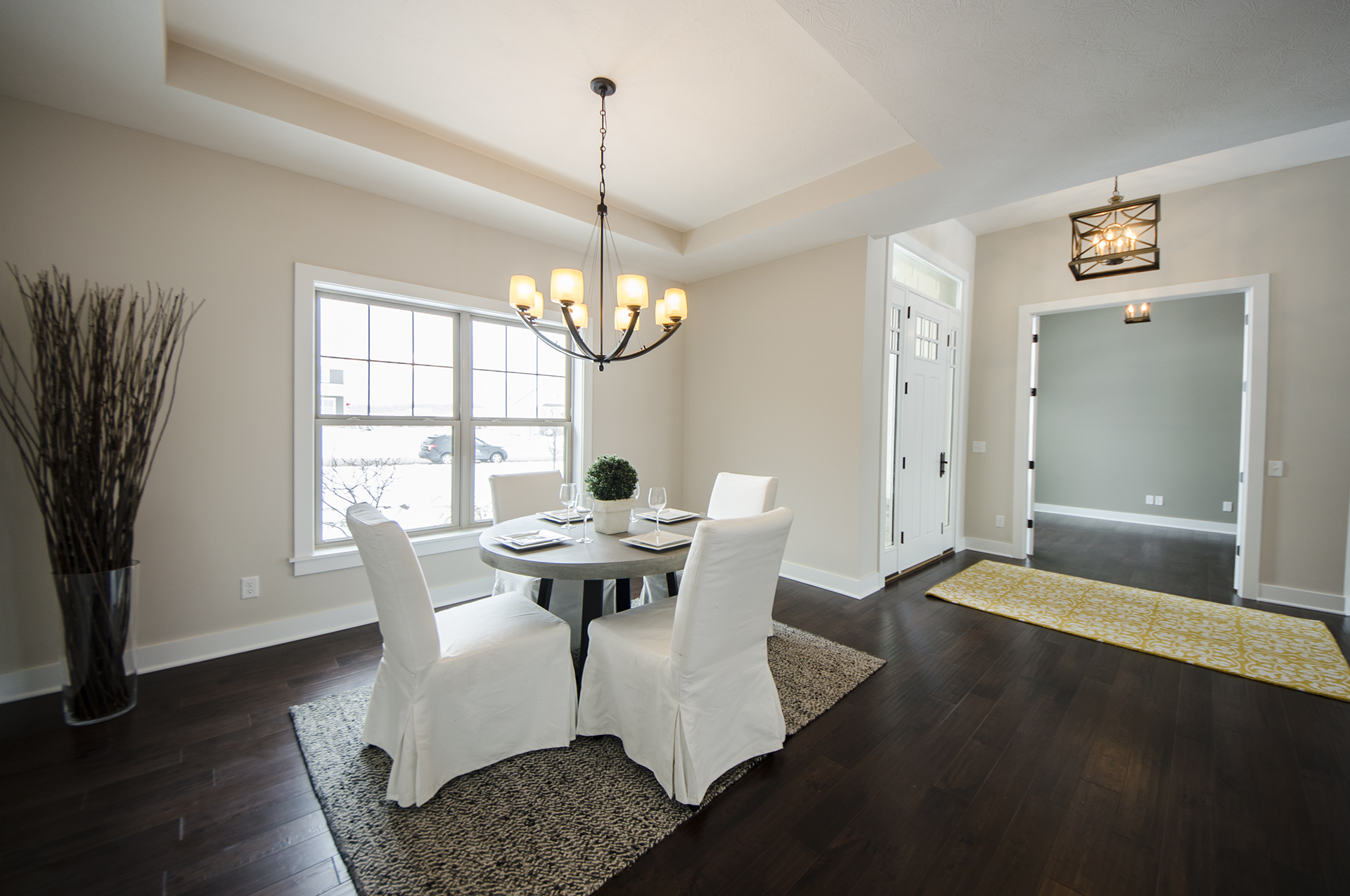 Dining Areas - Design Homes