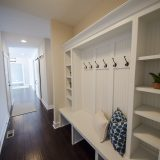 Custom Mud Room in the Shiloh by Design Homes