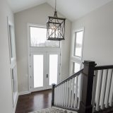 Custom walk-out in The Shiloh by Design Homes & Development.