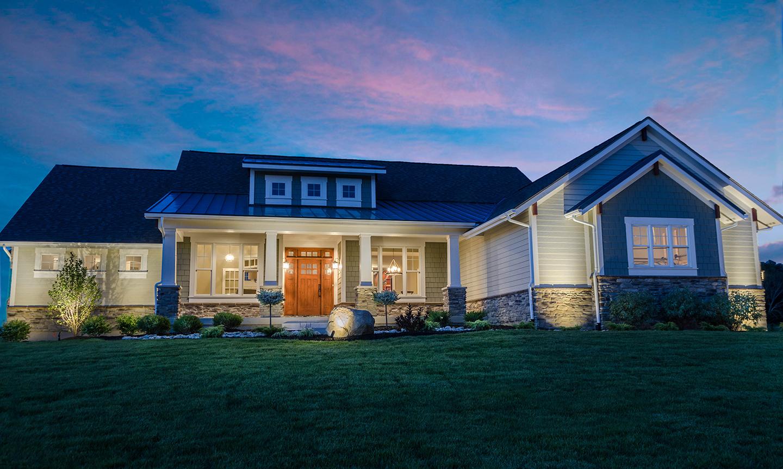 Home exteriors design homes for Exterior design company