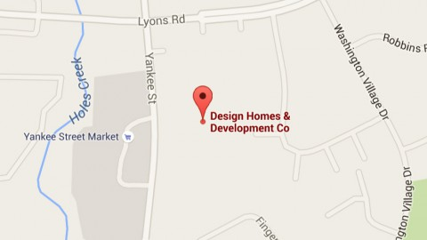 Design Homes Co. Location