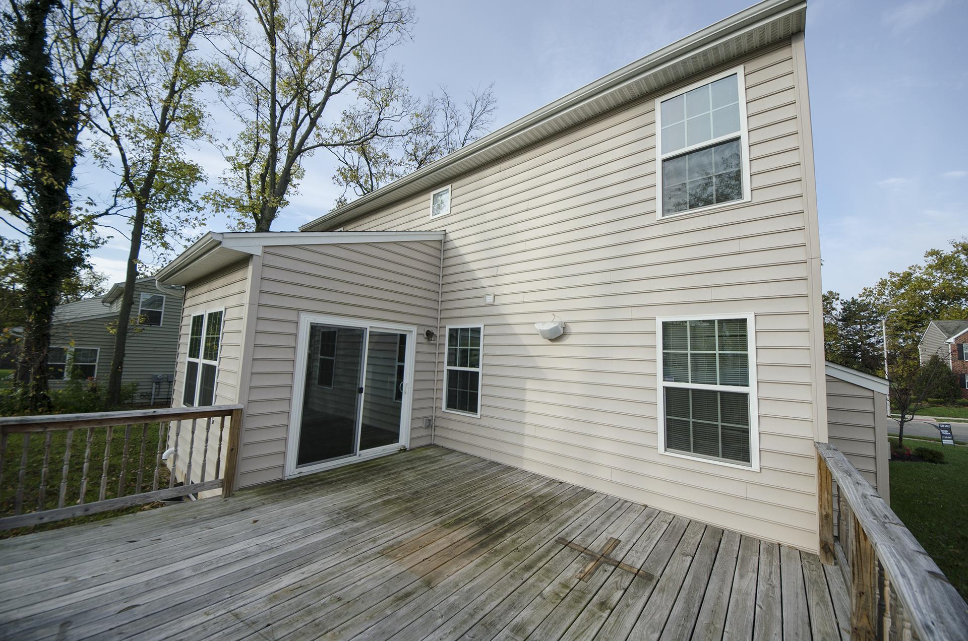 5132 Oak Avenue Dayton Oh 45439 Design Homes