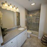 Design Homes, custom builder, outside listing bathroom.