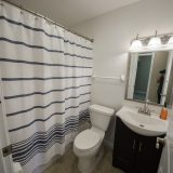 Design Homes, custom builder, outside listing bathroom.
