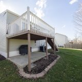 Design Homes, custom builder, outside listing exterior.