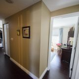 Design Homes, custom builder, outside listing hallway.
