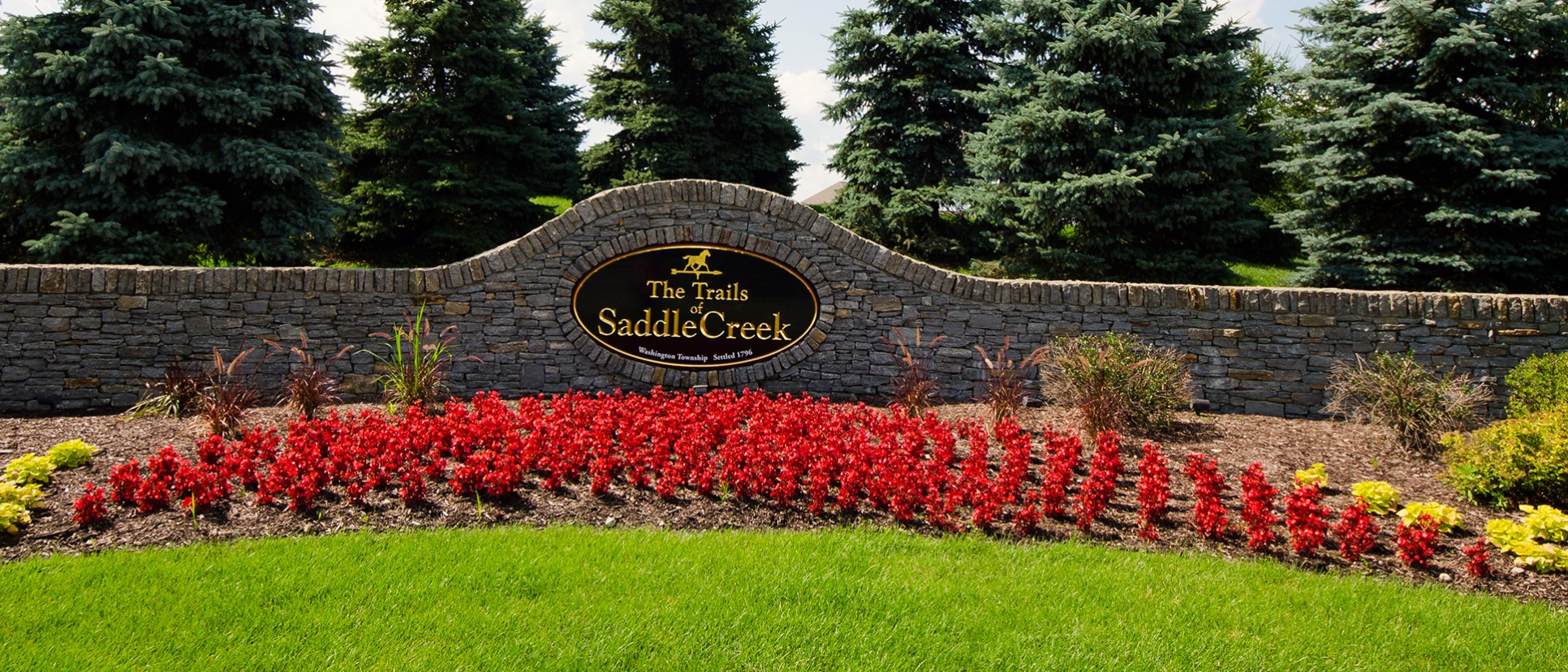 The Trails of Saddle Creek in Centerville, OH