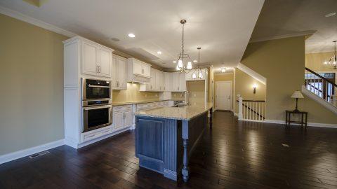 Design Homes and Development custom built kitchen.