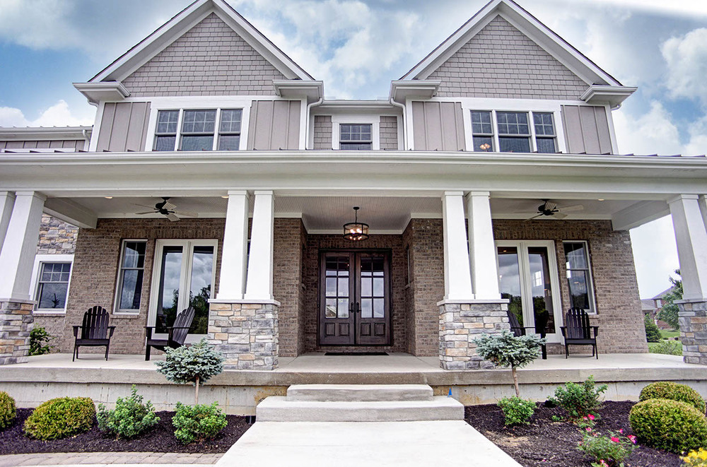 The blake centerville ohio design homes for Design homes com
