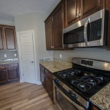 Kenmore appliance package in a custom home built by Design Homes.