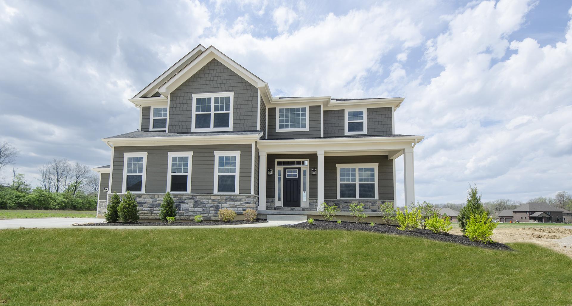 Home exteriors design homes for Design homes com