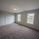 Custom bedroom by Design Homes in The Marlena.