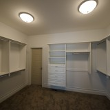 The Reese's custom built-ins by Design Homes.