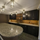 The Reese's custom wet bar by Design Homes.