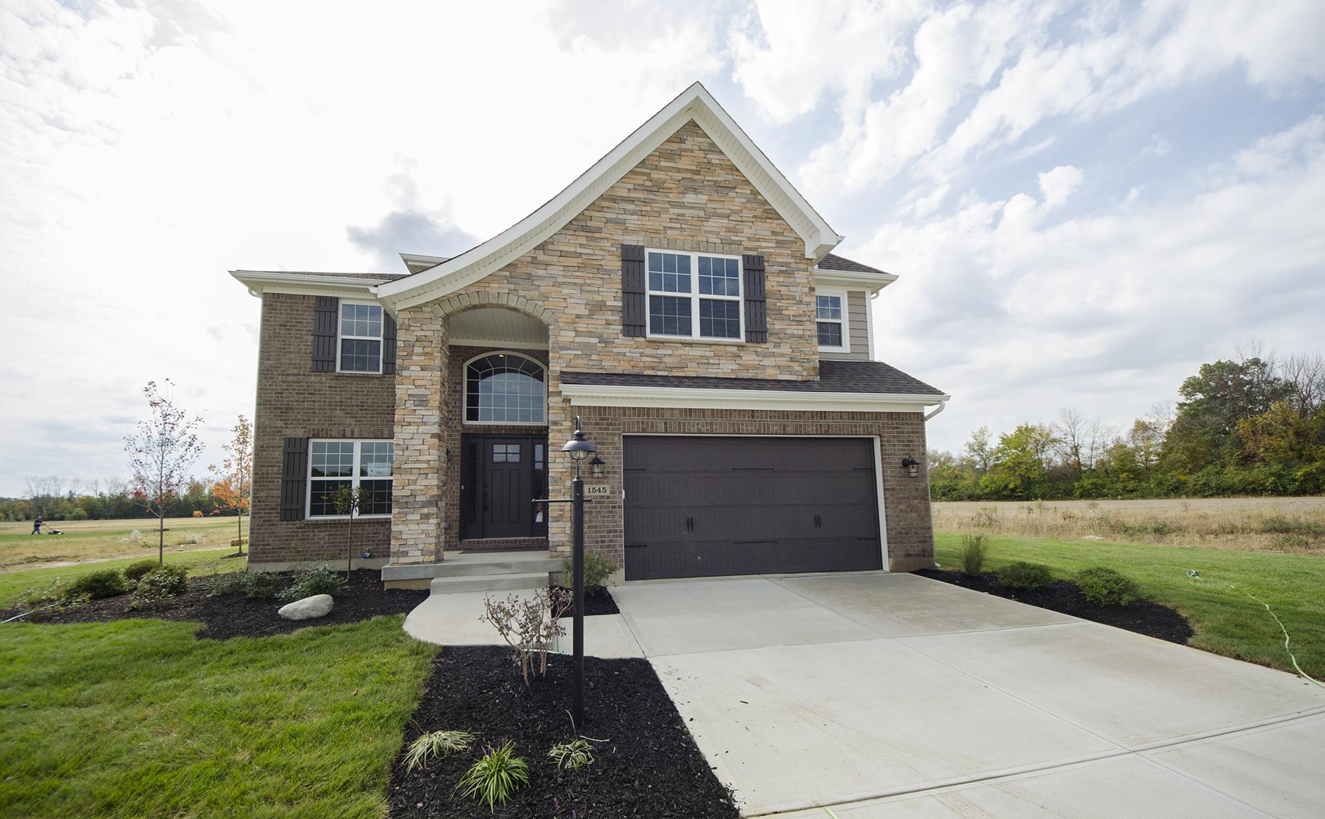 home exteriors - design homes