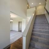 The Sarah custom foyerl by Design Homes.