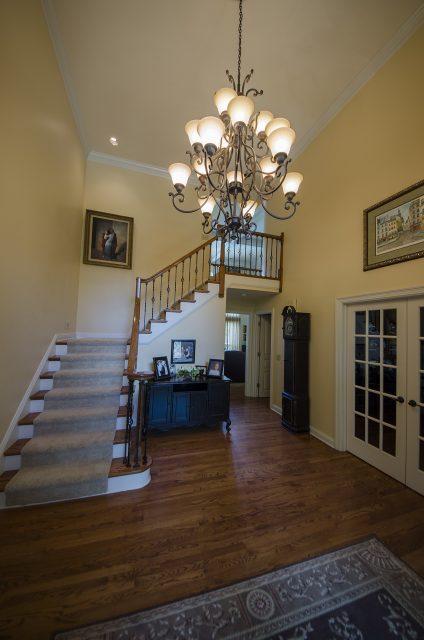 Interior of 2101 Nutt Road.